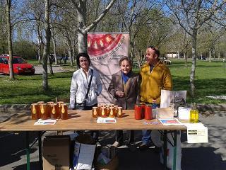 Blog Tomatissims Tomatissims en la Feria de productos agroalimentarios artesanos al Cortalet.